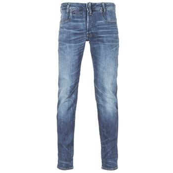 Kleidung Herren Slim Fit Jeans G-Star Raw D-STAQ 5-PKT SLIM Blau / Indigo