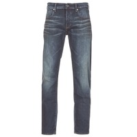 Kleidung Herren Straight Leg Jeans G-Star Raw 3301 STRAIGHT Blau / Dark / Antic