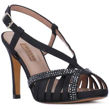 Schuhe Damen Sandalen / Sandaletten Albano RASO NERO Nero