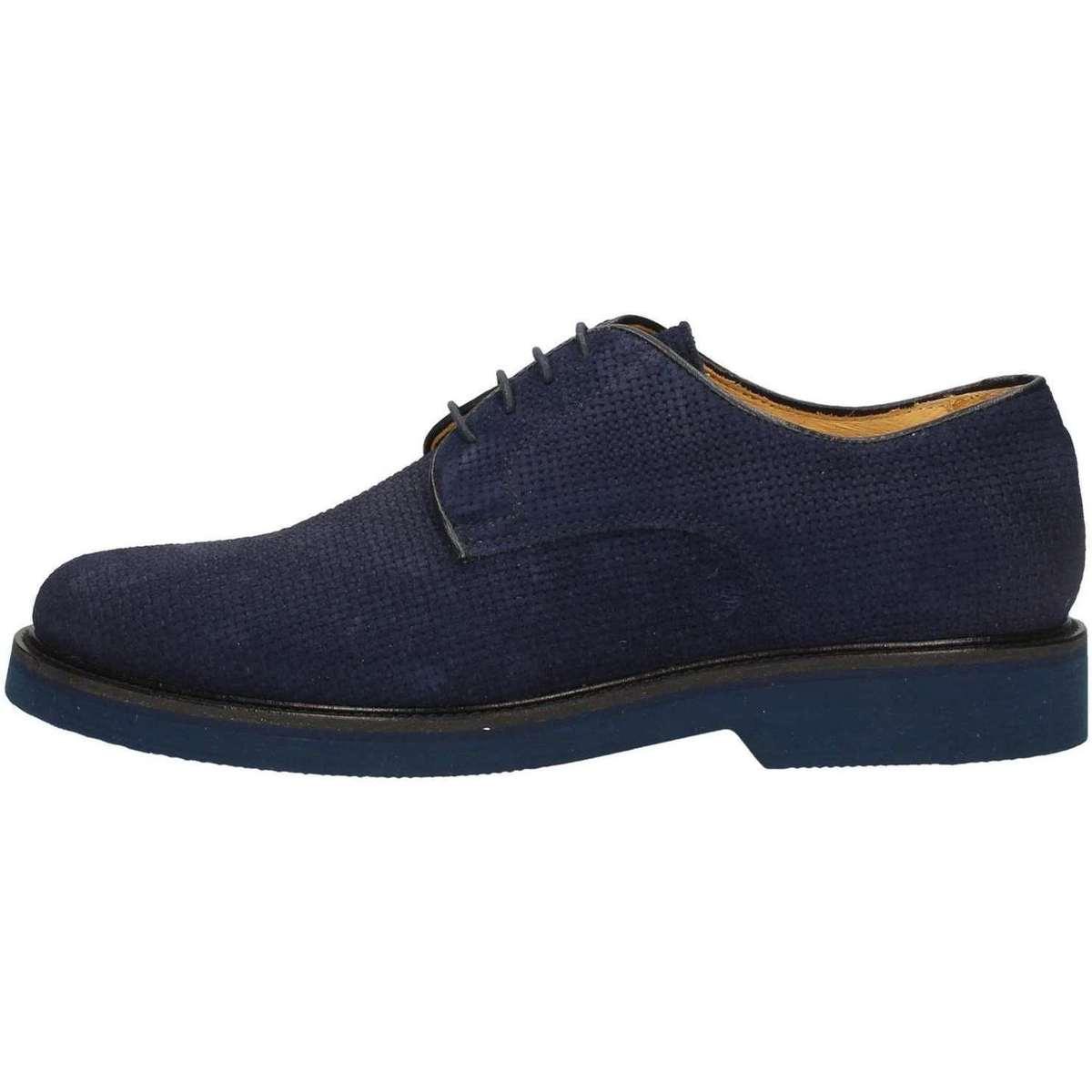 Hudson 901 Lace up shoes Mann Blau Blau - Schuhe Derby-Schuhe Herren 104,00 €
