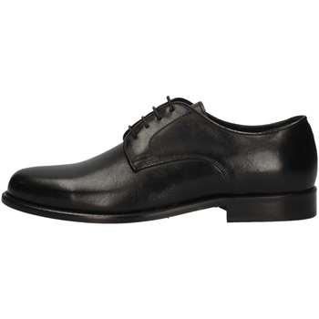 Schuhe Herren Derby-Schuhe Hudson 901 Lace up shoes Mann Schwarz Schwarz