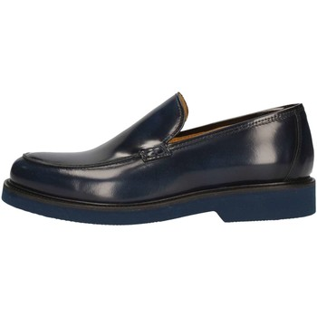 Schuhe Herren Slipper Hudson 311 BLUE