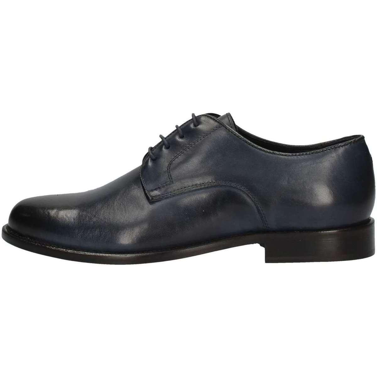 Hudson 901 Lace up shoes Mann Blau Blau - Schuhe Derby-Schuhe Herren 114,00 €