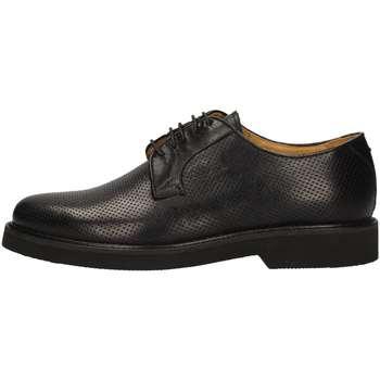 Schuhe Herren Derby-Schuhe Hudson 930 BLACK