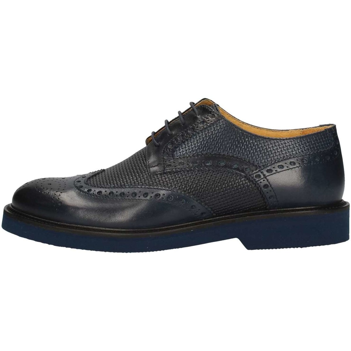Hudson 917 Lace up shoes Mann Blau Blau - Schuhe Derby-Schuhe Herren 104,00 €