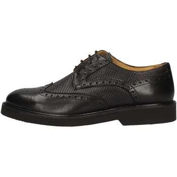 Schuhe Herren Derby-Schuhe Hudson 917 Lace up shoes Mann Schwarz Schwarz