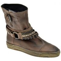 Schuhe Damen Low Boots Janet&Janet Socket-Stadt halbstiefel Grau
