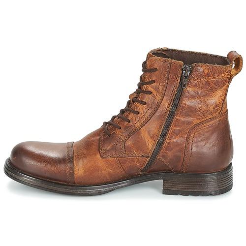 Jack & Jones JFW RUSSEL Cognac  Schuhe Boots Herren 79,99