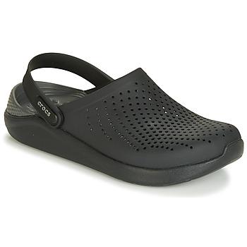 Schuhe Pantoletten / Clogs Crocs LITERIDE CLOG Schwarz