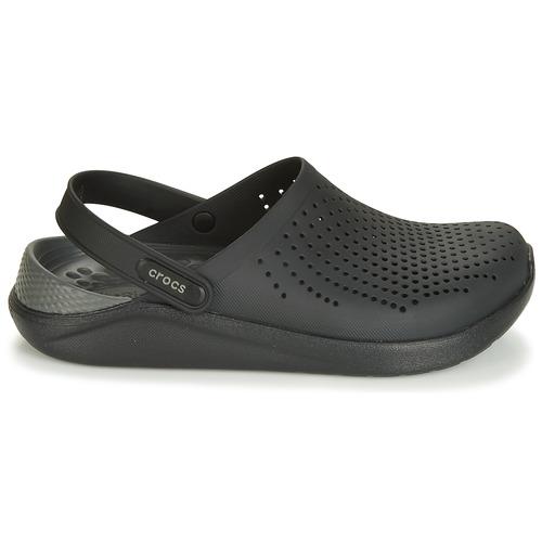 Crocs LITERIDE CLOG Schwarz  Schuhe Pantoletten / Clogs  49,99