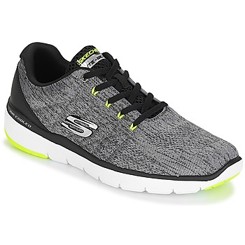 Schuhe Herren Fitness / Training Skechers FLEX ADVANTAGE 3.0 Grau