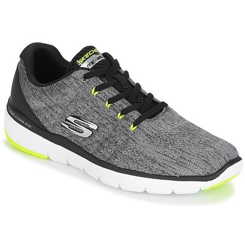 Skechers FLEX ADVANTAGE 3.0 Grau  Schuhe Fitnessschuhe Herren 64,95