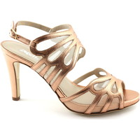 Schuhe Damen Sandalen / Sandaletten Melluso MEL-E18-S845-SA Rosa