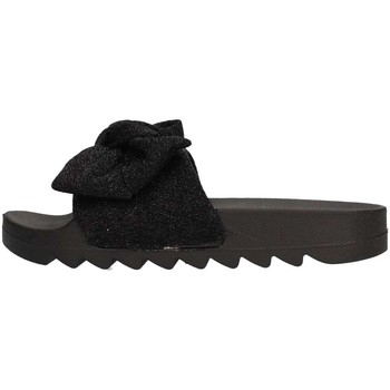 Schuhe Damen Pantoffel Colors of California HC.JINFY013 Slipper Damen Schwarz Schwarz