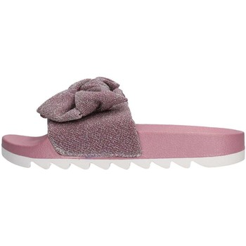 Schuhe Damen Pantoletten Colors of California HC.JINFY013 Slipper Damen Rosa Rosa