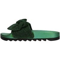 Schuhe Damen Pantoletten Colors of California HC.JINFY013 Slipper Damen grün grün