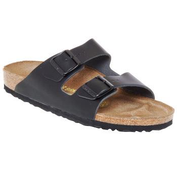 Schuhe Herren Pantoffel Birkenstock ARIZONA Schwarz