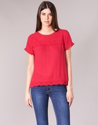 Kleidung Damen Tops / Blusen Betty London JALILI Rot