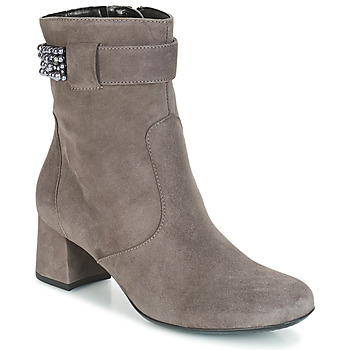 Schuhe Damen Low Boots Ara GESPIRINO Grau