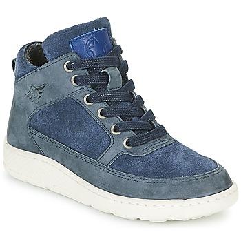 Schuhe Jungen Sneaker High Bullboxer LAVINO Blau
