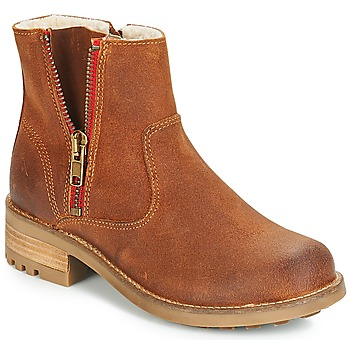 Schuhe Mädchen Boots Bullboxer LUNA Tann