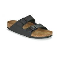 Schuhe Pantoffel Birkenstock ARIZONA Schwarz