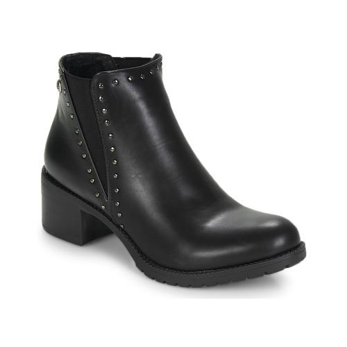 LPB Shoes LAURA Schwarz  Schuhe Low Boots Boots Boots Damen 59,90 9699ec