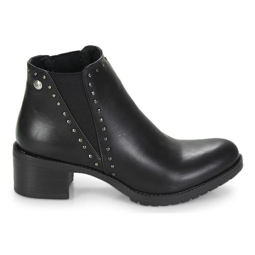 LPB Shoes LAURA Schwarz  Schuhe Low Boots Damen 59,90