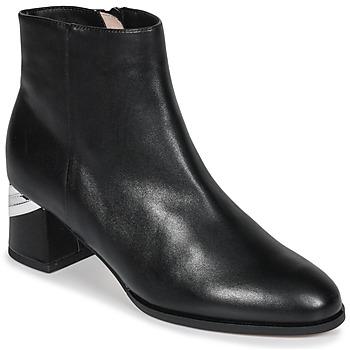 Schuhe Damen Low Boots Mellow Yellow ECLAIRI Schwarz
