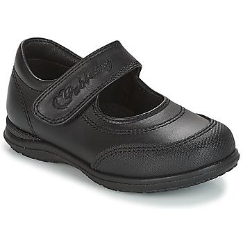 Schuhe Mädchen Ballerinas Pablosky BEVRIL Schwarz