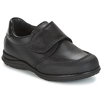 Schuhe Jungen Derby-Schuhe Pablosky BAKLAVO Schwarz