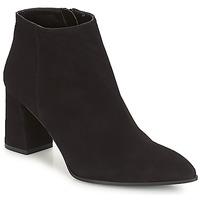 Schuhe Damen Low Boots Paco Gil CAROLINA Schwarz