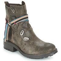 Schuhe Damen Boots Felmini NOUMERAT Braun