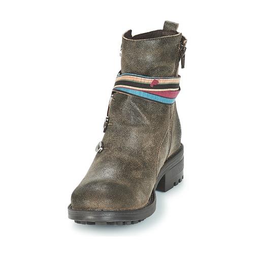 Felmini NOUMERAT Braun  Schuhe Boots Damen 149,90