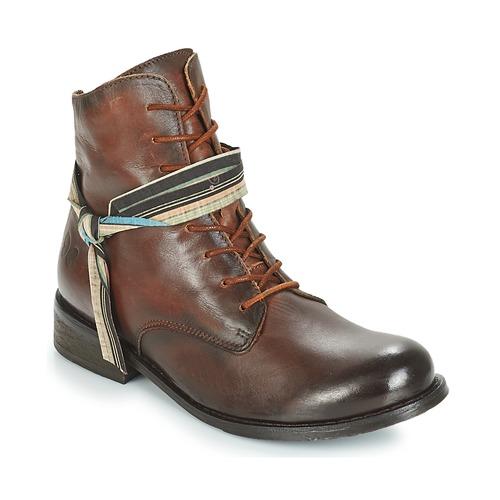 Felmini SANTIAGO Braun  Schuhe Boots Damen 135