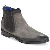 Schuhe Herren Boots Daniel Hechter ZAFILO Grau