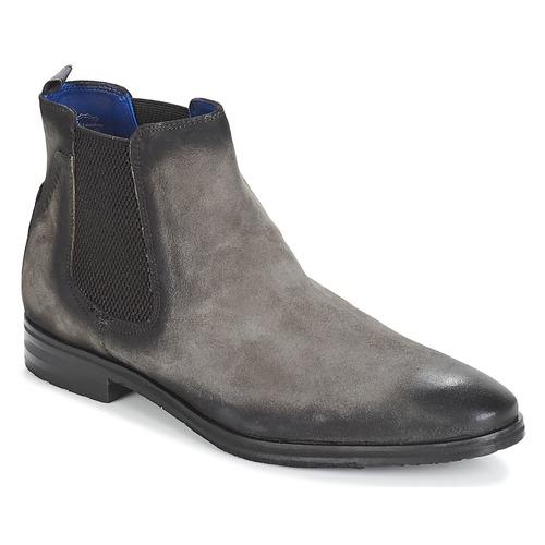 Daniel Hechter ZAFILO Grau  Schuhe Boots Herren