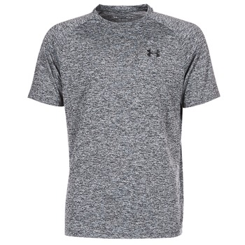 Kleidung Herren T-Shirts Under Armour UA TECH SS TEE Grau