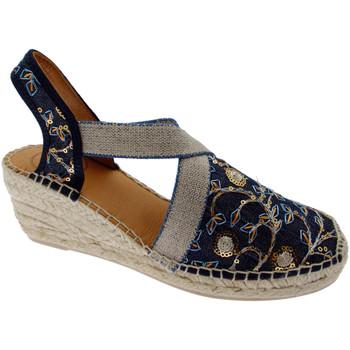 Schuhe Damen Sandalen / Sandaletten Toni Pons TOPTERRA-ORte blu