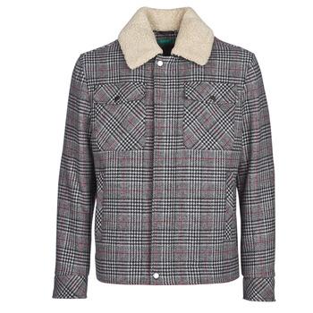 Kleidung Herren Mäntel Benetton MADRILA Grau