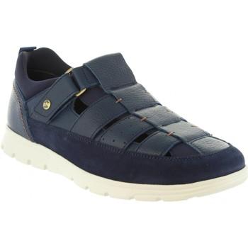 Schuhe Herren Sandalen / Sandaletten Panama Jack DONOVAN C2 Azul