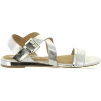 Schuhe Damen Sandalen / Sandaletten Maria Mare 66819 Plateado