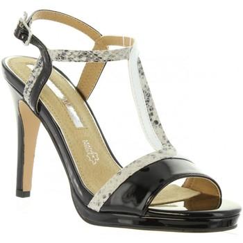 Maria Mare 66701 Negro - Schuhe Sandalen / Sandaletten Damen 3299