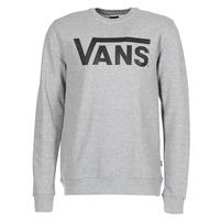 Kleidung Herren Sweatshirts Vans VANS CLASSIC CREW Grau
