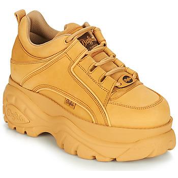 Schuhe Damen Sneaker Low Buffalo NOUMERA Camel