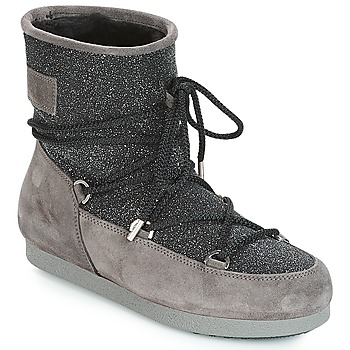Moon Boot Moonboots FAR SIDE LOW SUEDE GLITTER