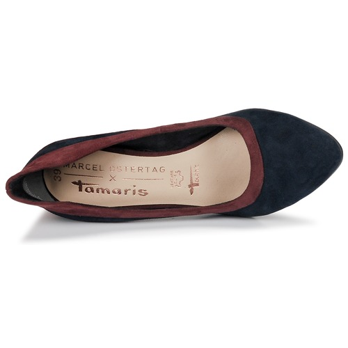 Tamaris TUNA Damen Marine  Schuhe Pumps Damen TUNA 64 b7e231