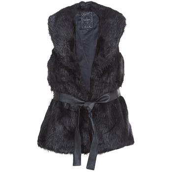 Kleidung Damen Jacken / Blazers Kaporal CLINT Schwarz
