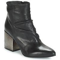 Schuhe Damen Low Boots Now BOLOGNA Schwarz