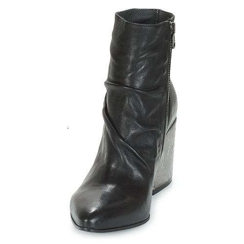 Now BOLOGNA Low Schwarz  Schuhe Low BOLOGNA Boots Damen 295 e0fe0b